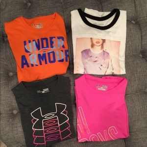 Other - 4 girls t-shirts